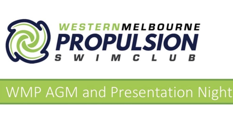 WMP AGM and Presentation Night Season 2019/2020