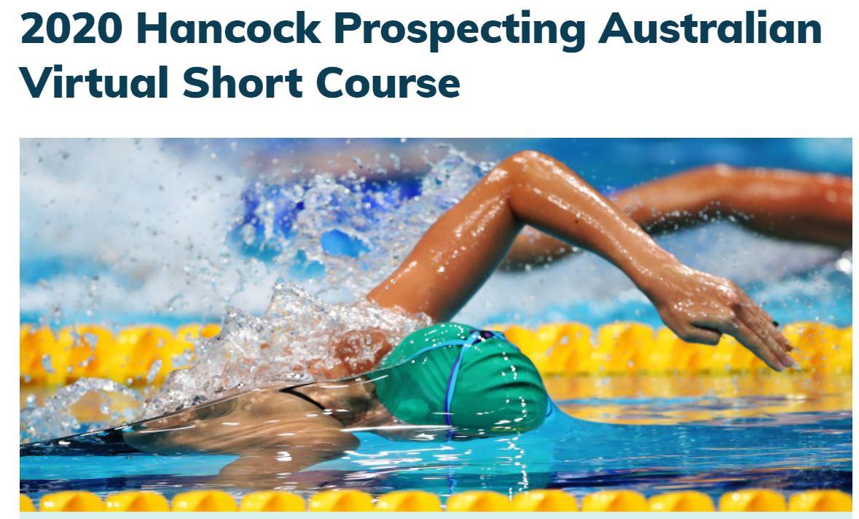Swimming Australia 2020 National Virtual Open Short Course