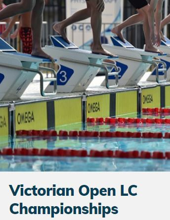 Swimming Victoria Open Long Course Championships 2021