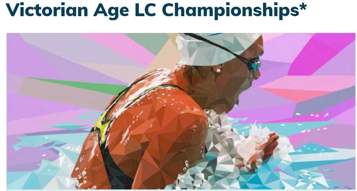 Swimming Victoria Age Championships 2021