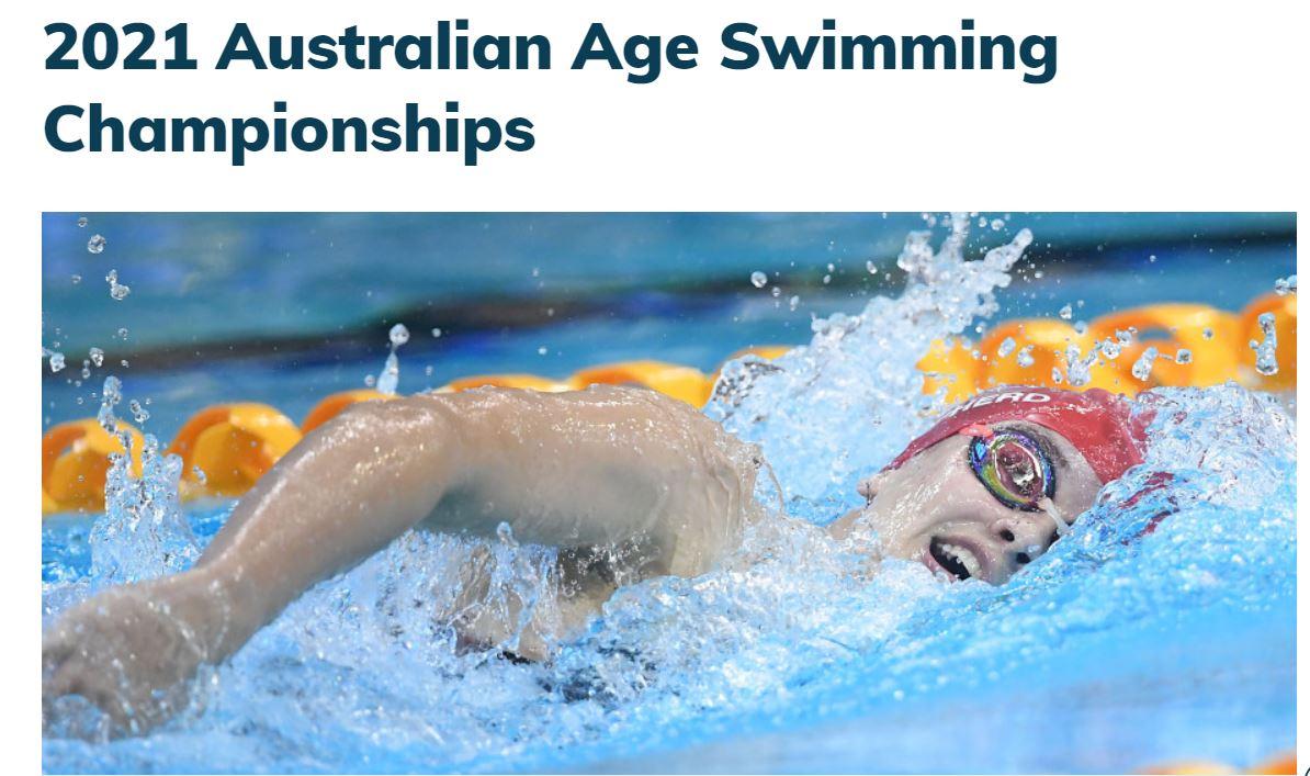 2021 Australian Age Swimming Championships