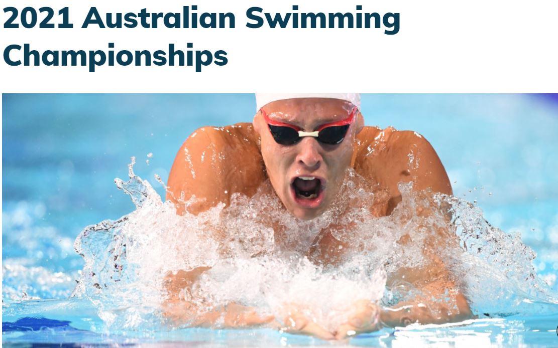 2021 Australian Swimming Championships