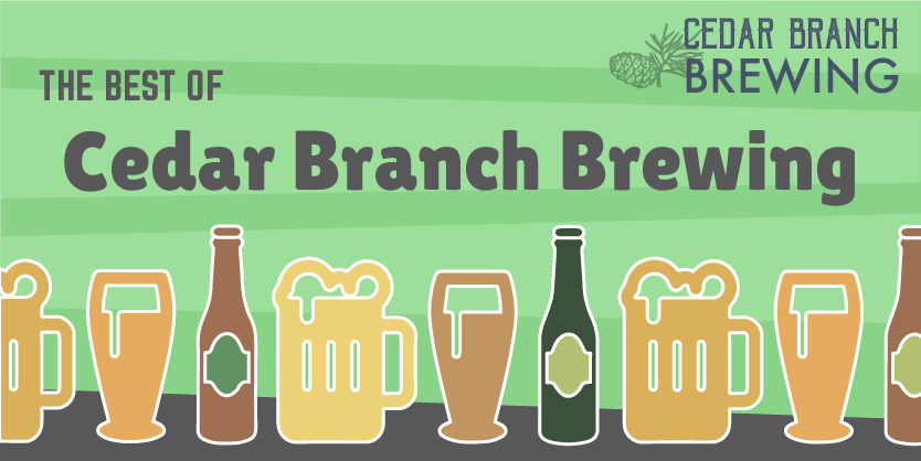 Cedar Branch Brewing Ballot
