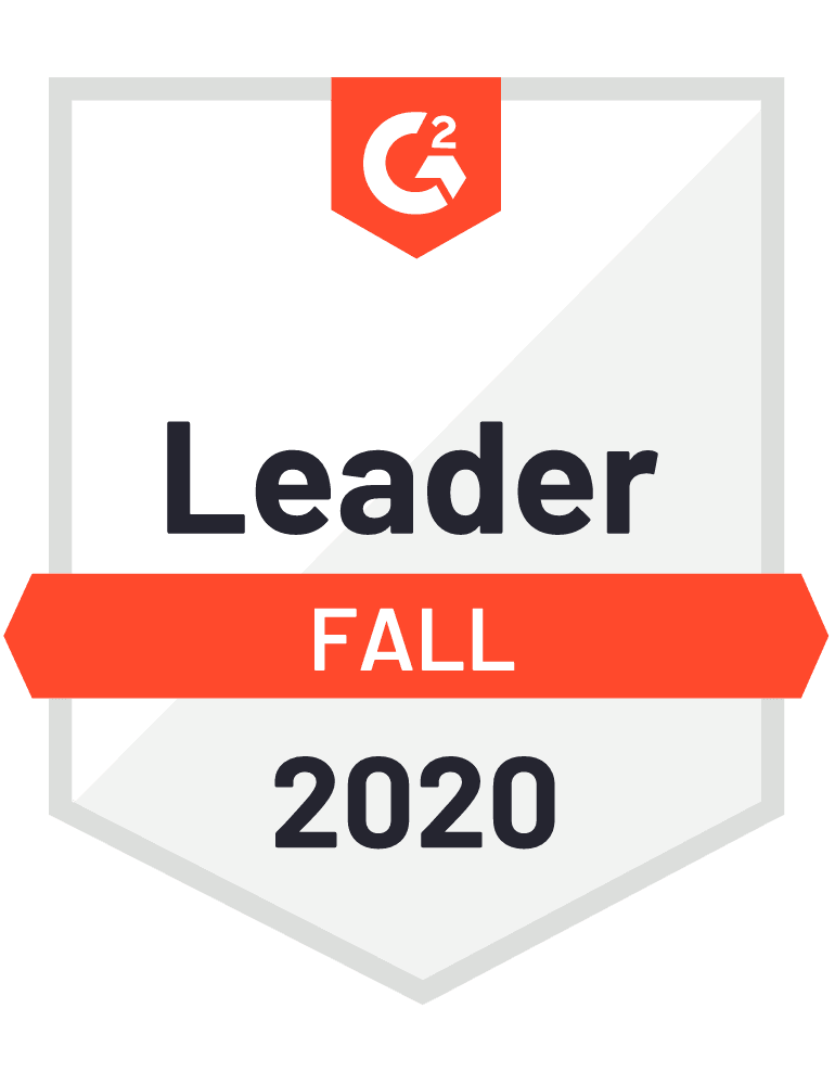 Leader in Sweepstakes Category for Fall 2020