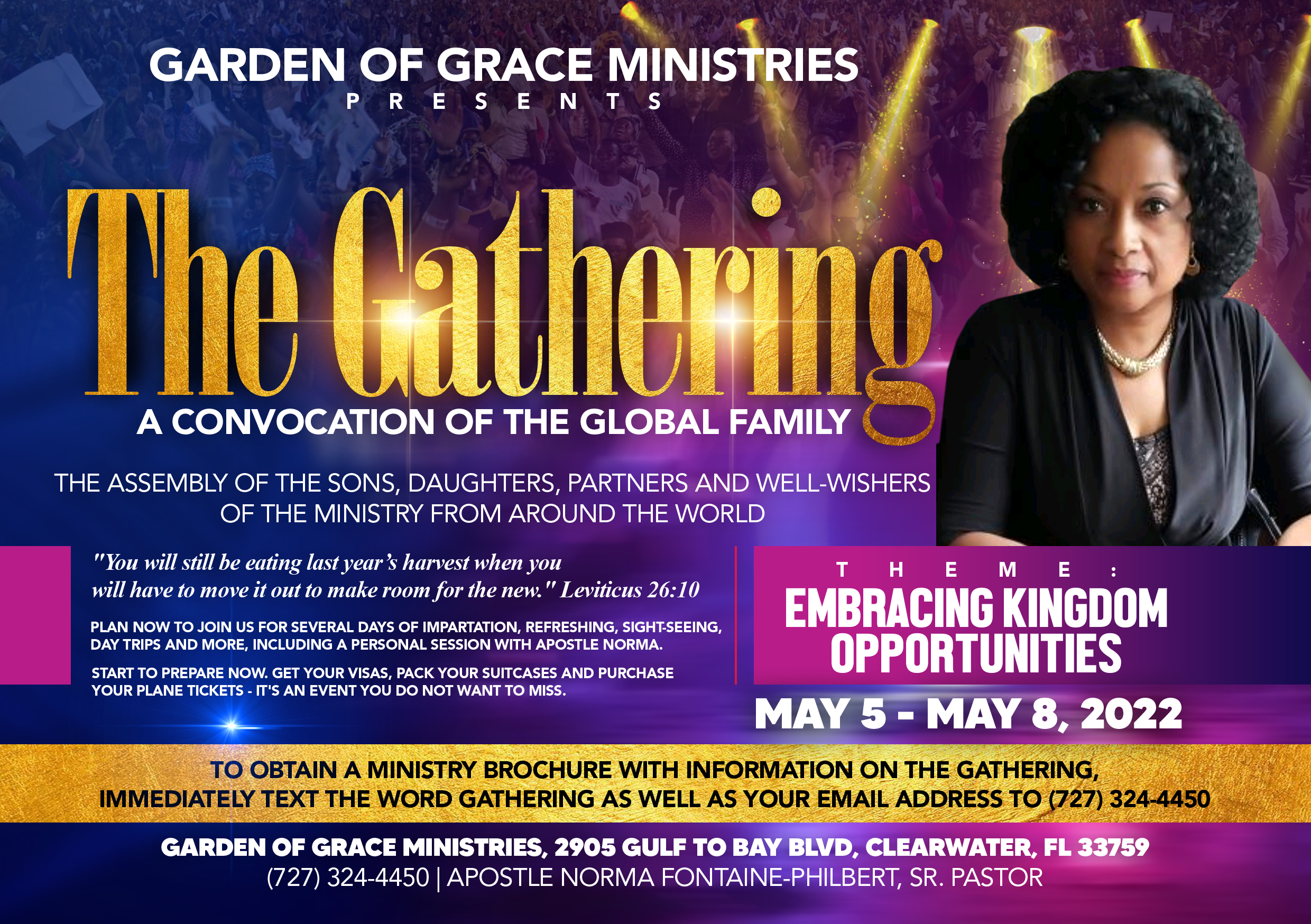 Garden of Grace   The Gathering 2022