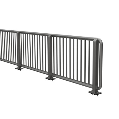 Marine Access - Gangways - Railing