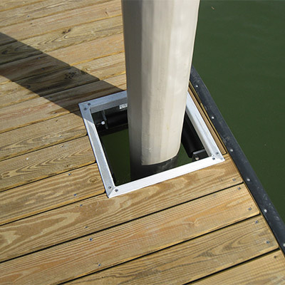 Marine Access - Docks - Anchoring