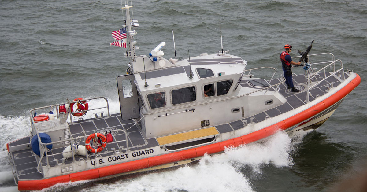 How To Deal With The Coast Guard When Sailing | Life of Sailing