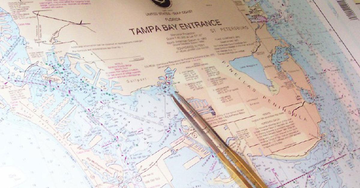 reading-a-navigation-chart