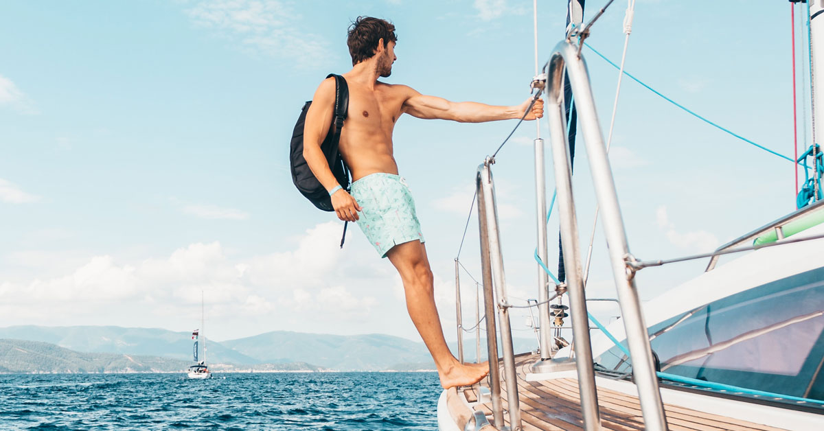 How To Exercise On A Sailboat   Life of Sailing
