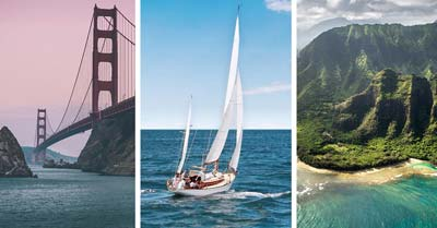 How To Sail From California To Hawaii | Life of Sailing