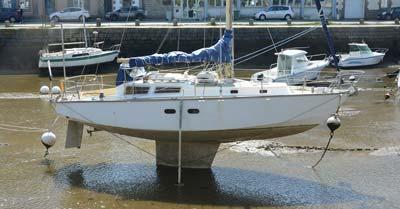Sailboat Keel Types | Life of Sailing
