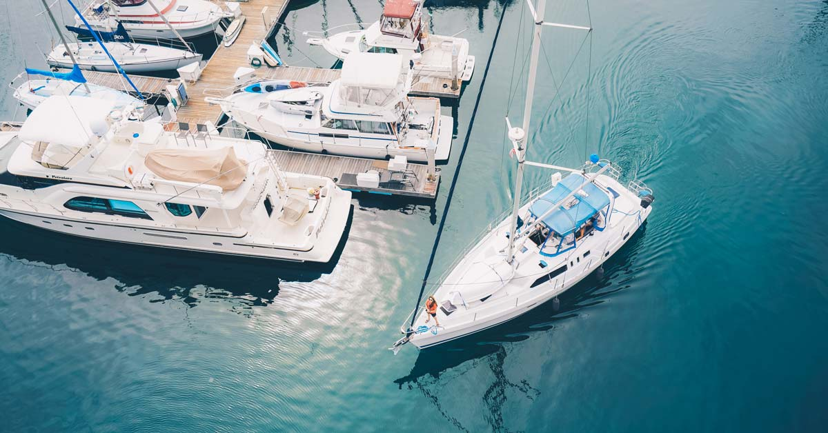 Best Liveaboard Marinas In California   Life of Sailing