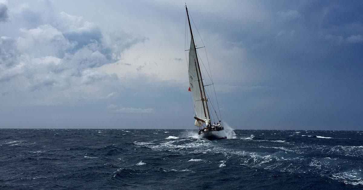 What To Do When Sailing In A Storm | Life of Sailing