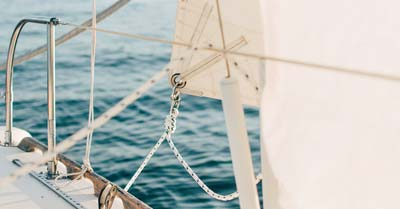 What Are Sails Made Of | Life of Sailing