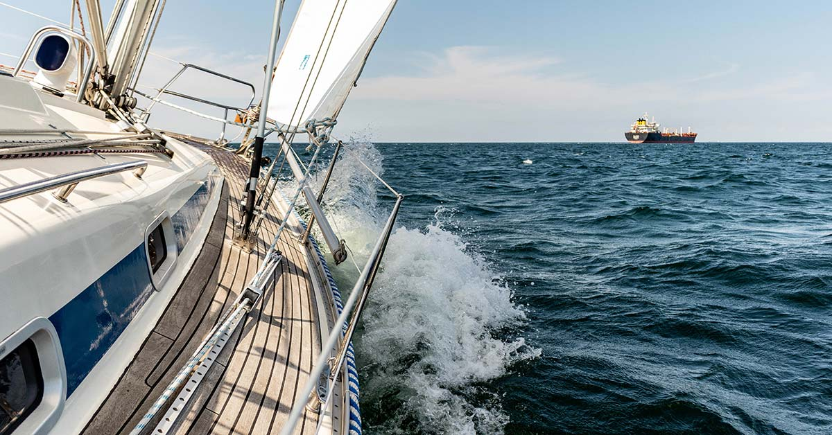 What Is The Ideal Wind Speed When Sailing?   Life of Sailing