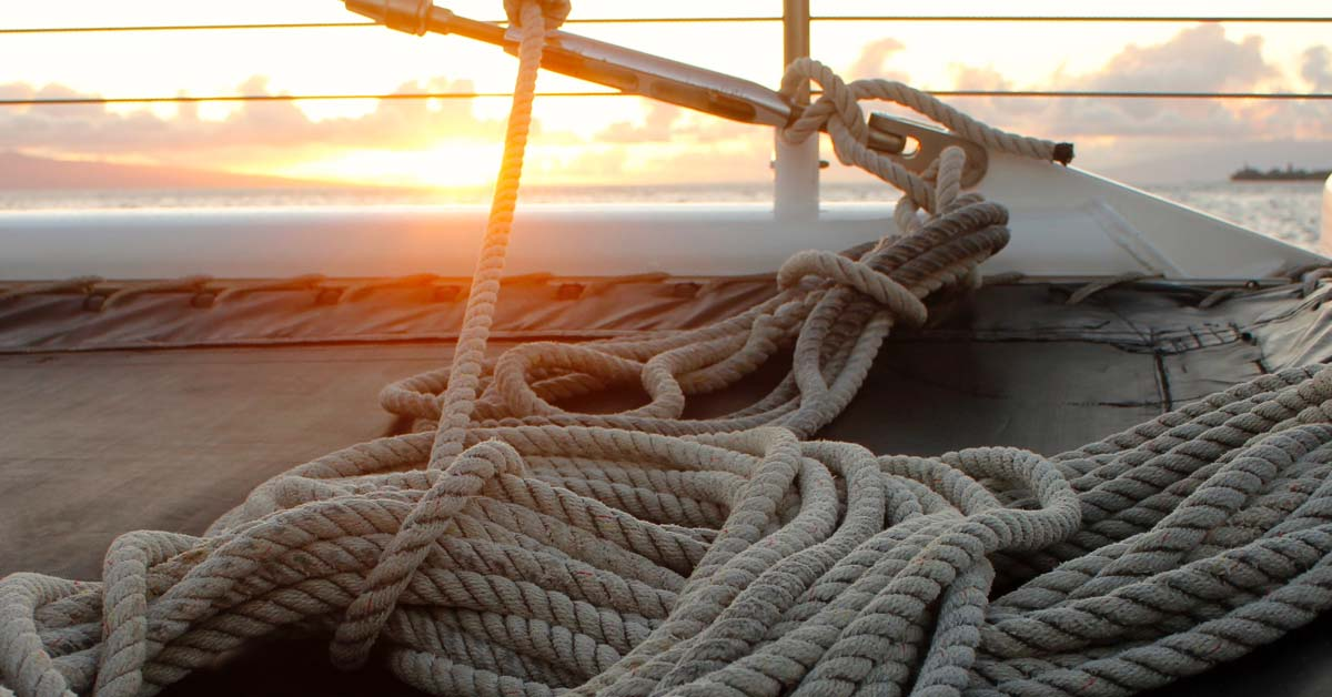 10 Popular Sailing Knots And How To Tie Them Life Of Sailing