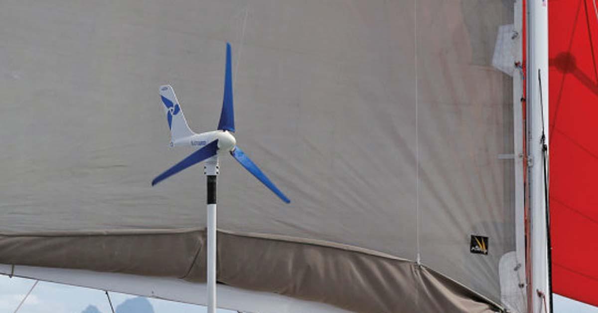 Best Wind Generators For Sailboats | Life of Sailing