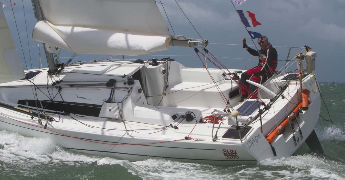 10 Best Sailboats for Solo Sailing | Life of Sailing