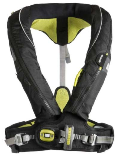 Spinlock Deckvest 5D 170N Inflatable PFD