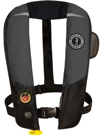 Mustang Survival Corp HIT Sailing Life Jacket