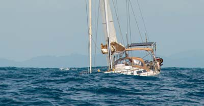 Reefing: How, Why and When to Reef | Life of Sailing