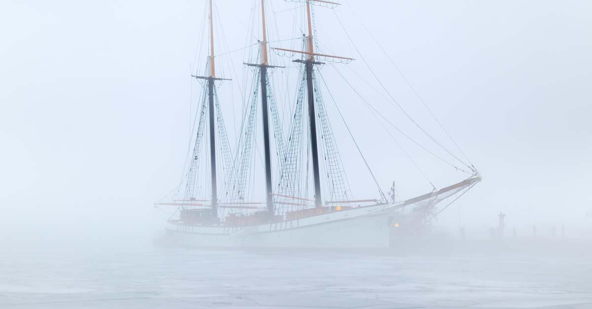 How To Sail Through Fog   Life of Sailing