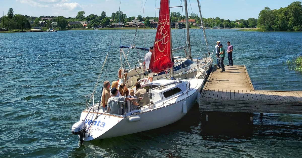 How to Stop a Sailboat| Life of Sailing