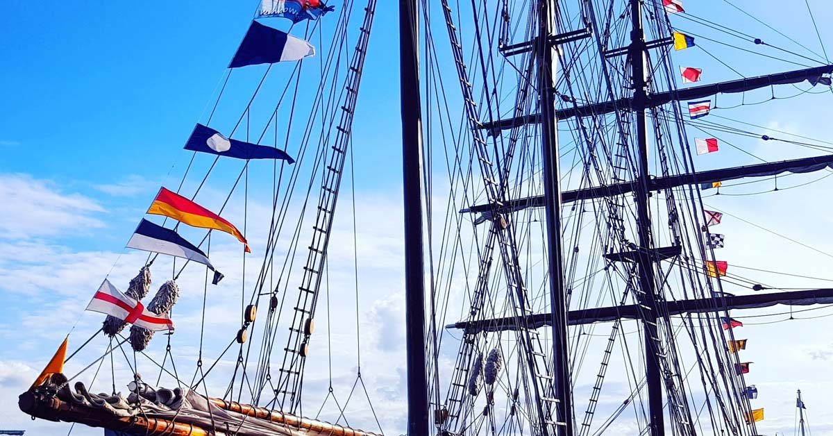 Signal Flags And Their Meanings | Life of Sailing