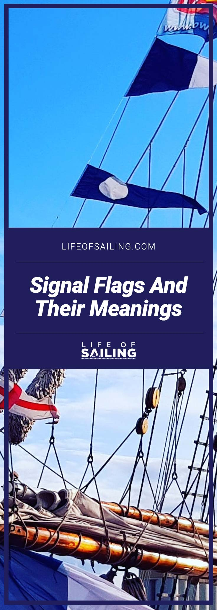 Signal Flags And Their Meanings