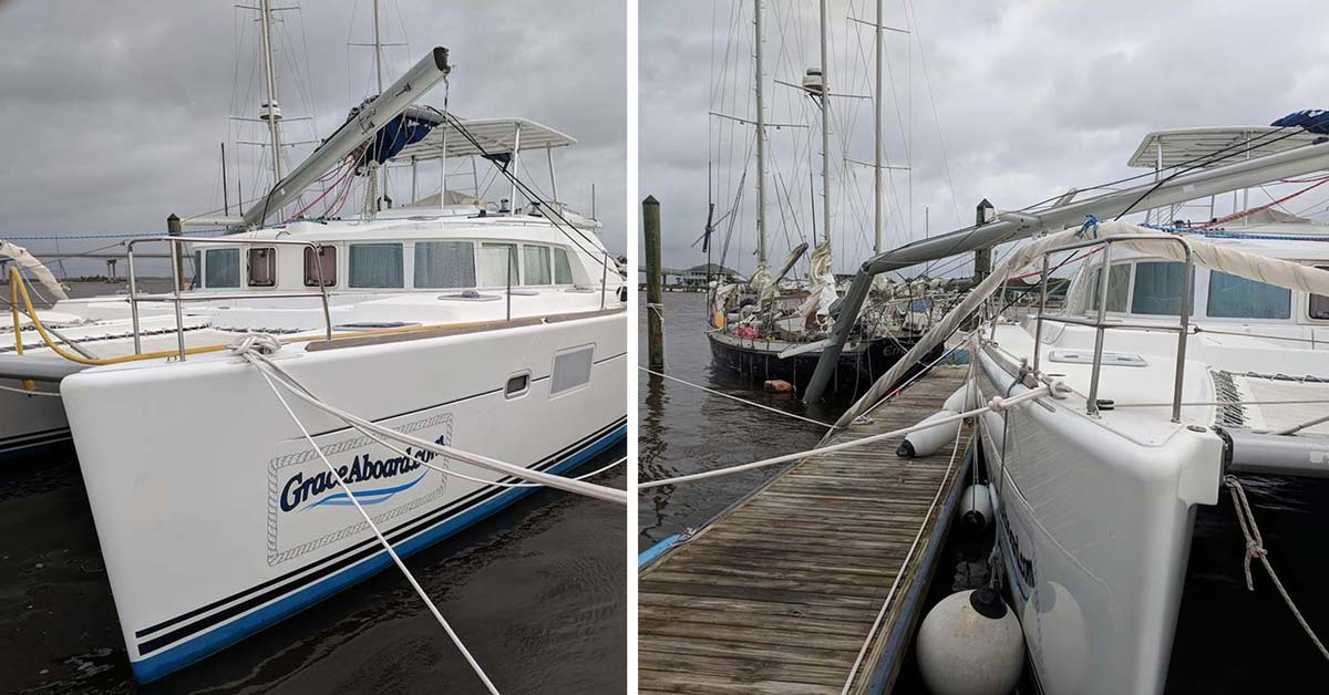 Dismasted at Sea: What To Do (During & After) | Life of Sailing