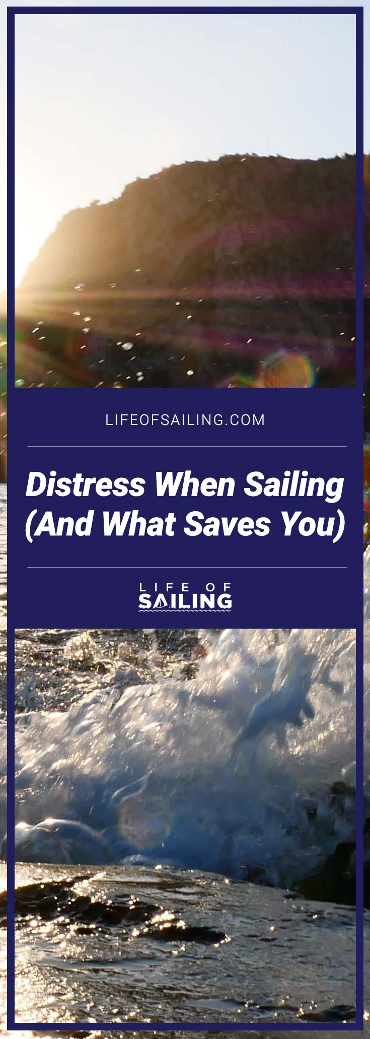 Distress When Sailing (And What Saves You)