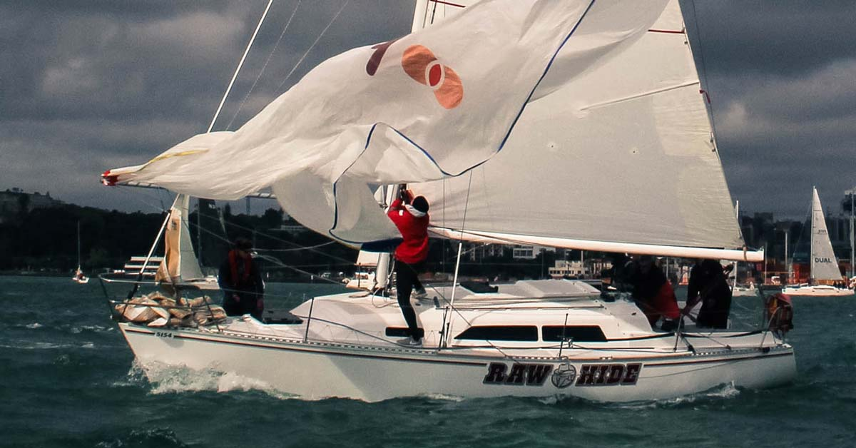 Sail Maintenance For Beginners | Life of Sailing