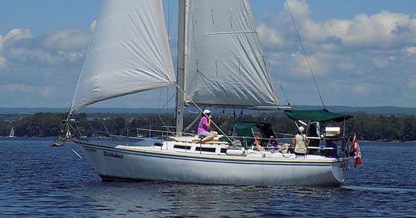 Catalina 30 Sailboat