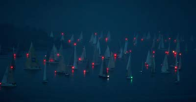 Navigation Lights for Sailboats (And How To Read Them)   Life of Sailing