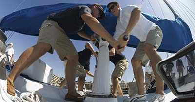 Crew Hierarchy on a Sailboat | Life of Sailing