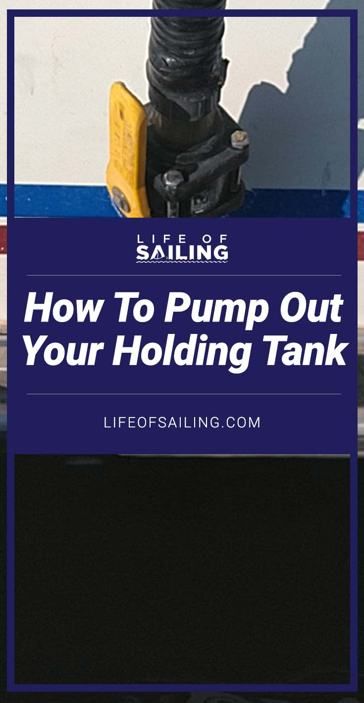 How To Pump Out Your Holding Tank