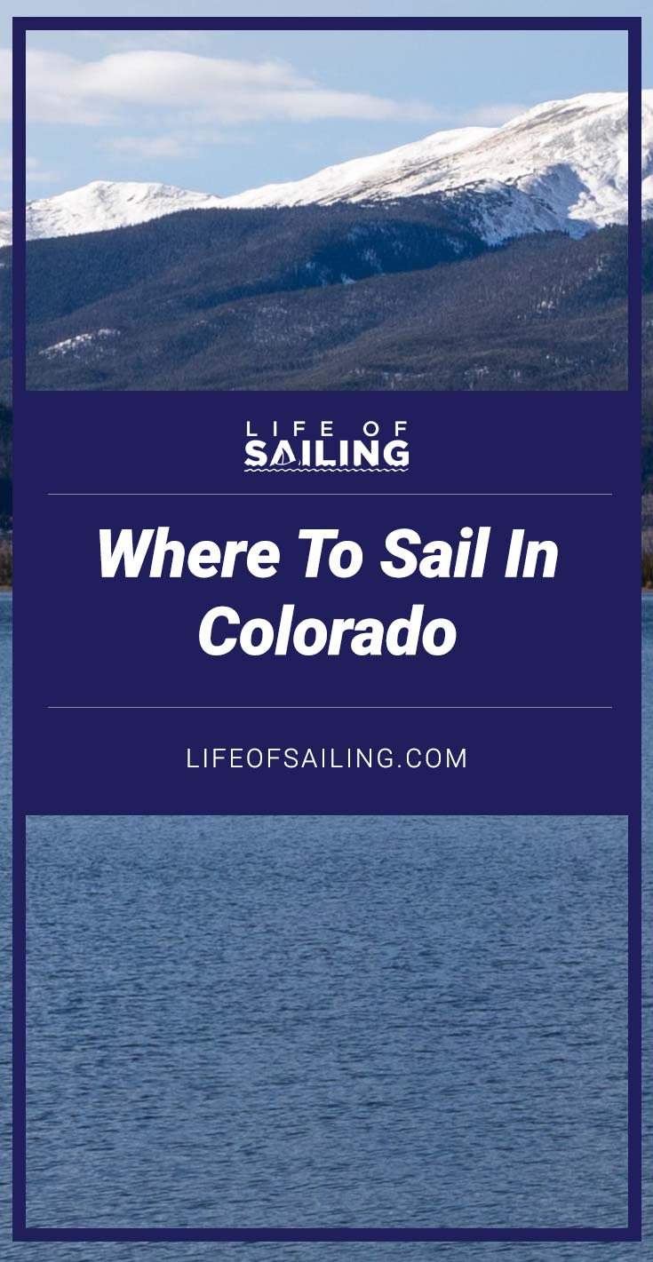 Where to Sail in Colorado