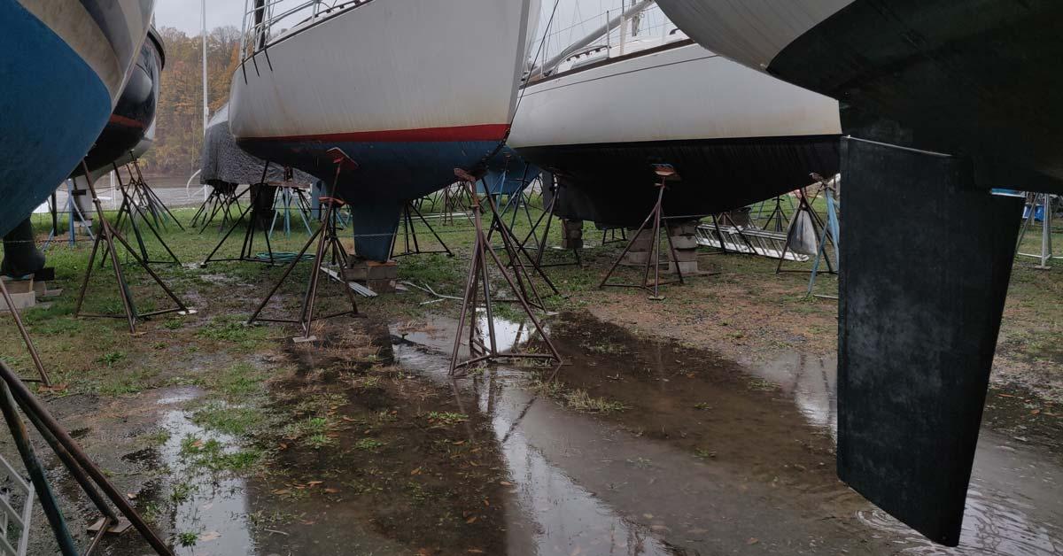 Rudder Types for Sailboats | Life of Sailing