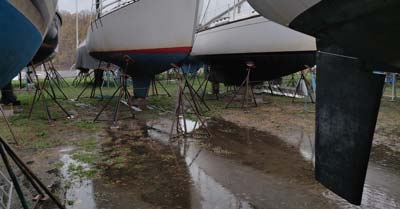 Rudder Types for Sailboats | Life of Sailing