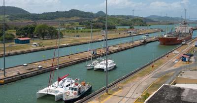 Can Sailboats Use the Panama Canal?   Life of Sailing