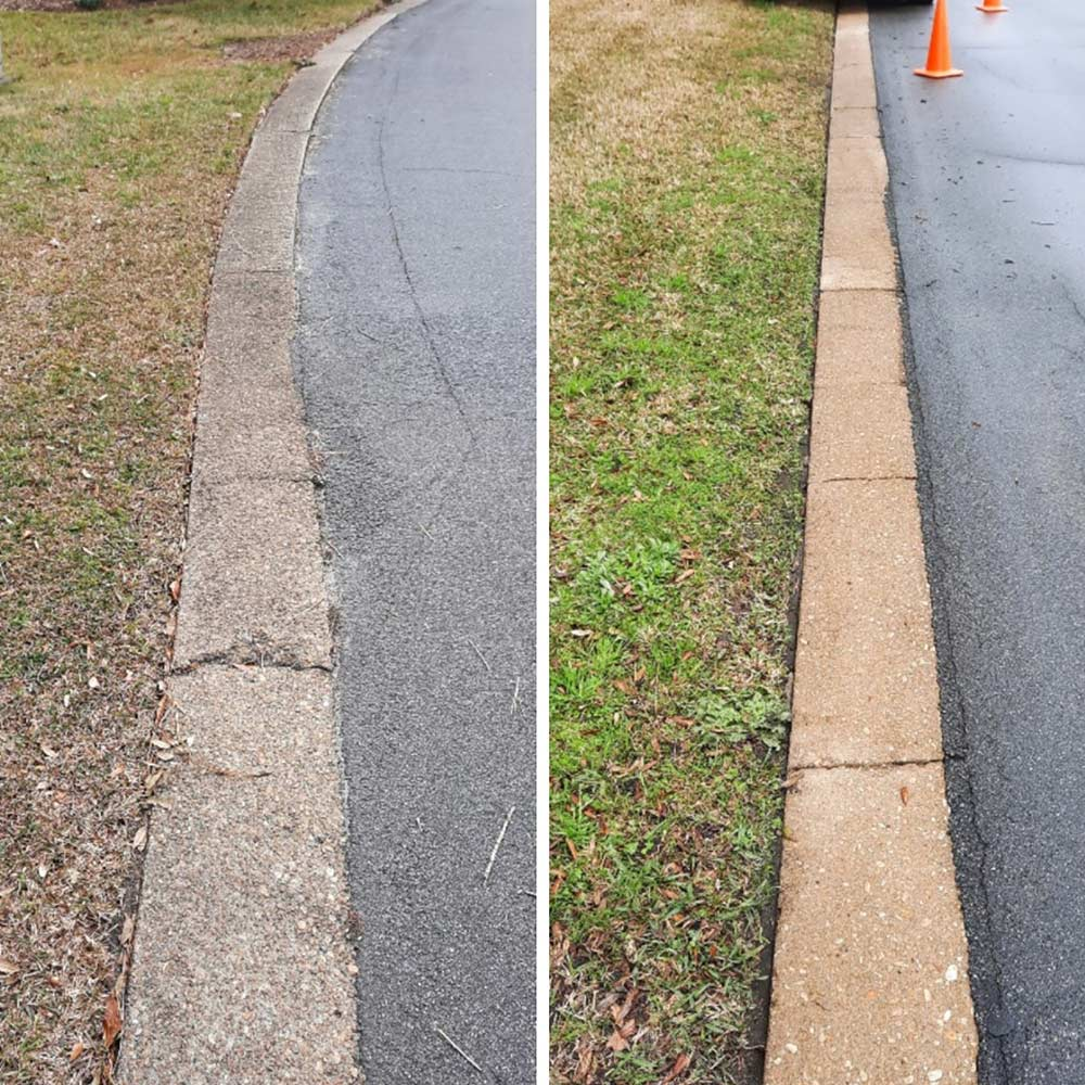 Paving cleaning in Navarre