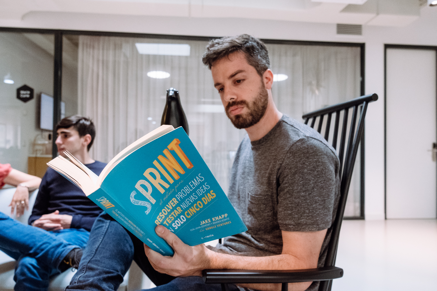 How to create a marketing plan using Design Sprint