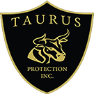 Link to Home Page with Taurus Protection Logo