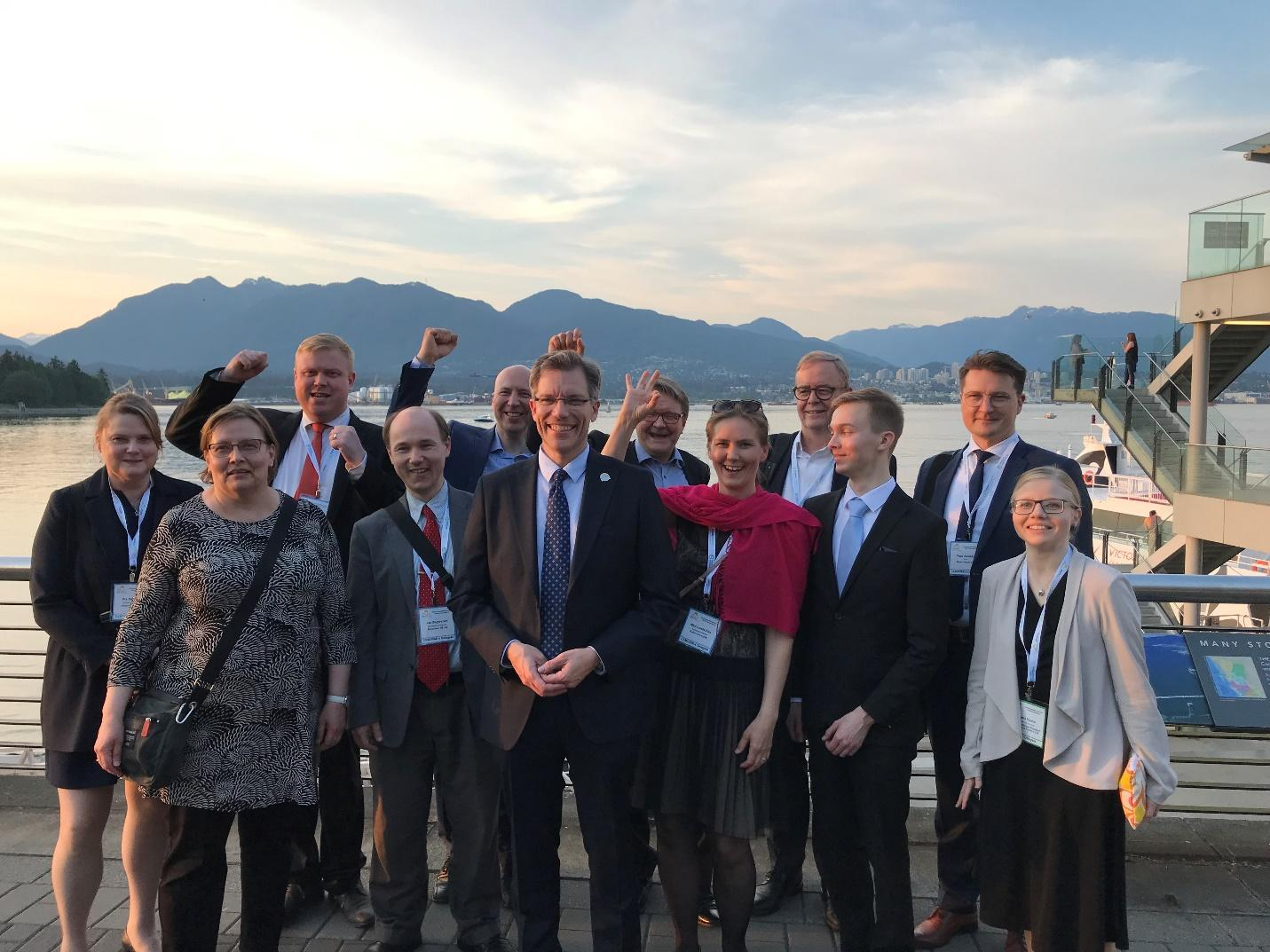 BATCircle greetings brought into the tenth Clean Energy Ministerial (CEM10) and fourth Mission Innovation (MI-4) Ministerial on May 27th-29th, 2019, Vancouver