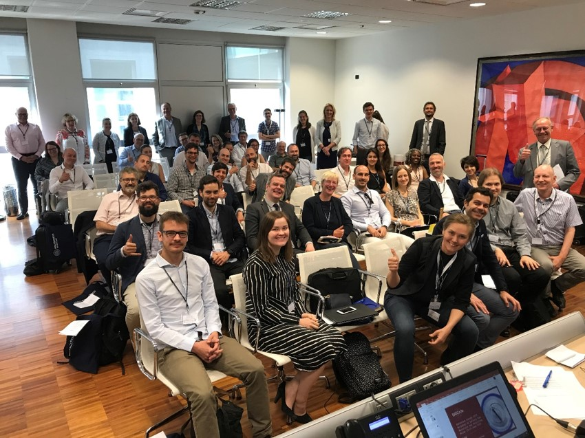 The first Batteries Europe Raw Materials and Recycling workshop was held in Milan 13-14 June 2019