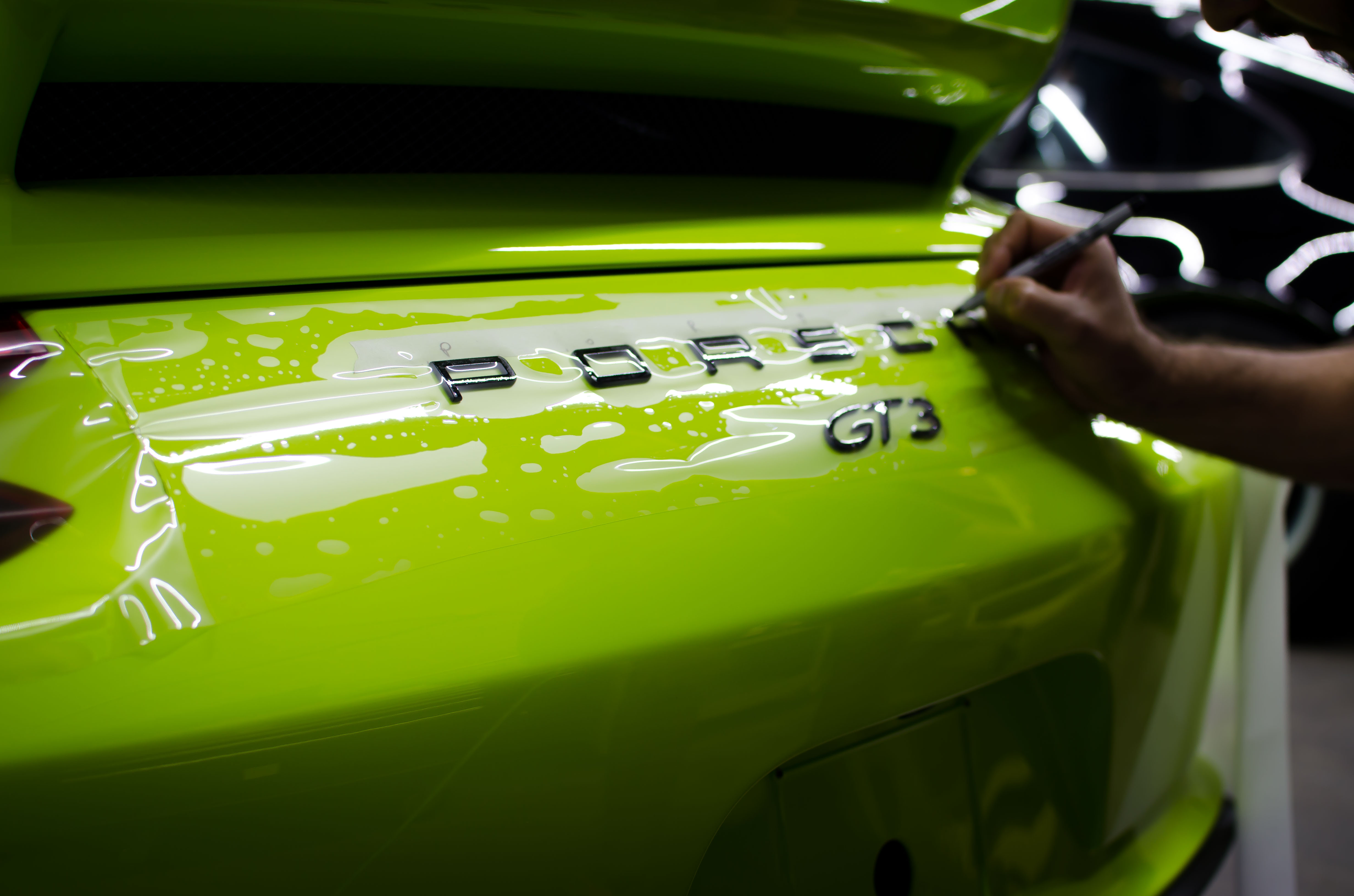Houston Texas How to Choose Paint Protection Film 3