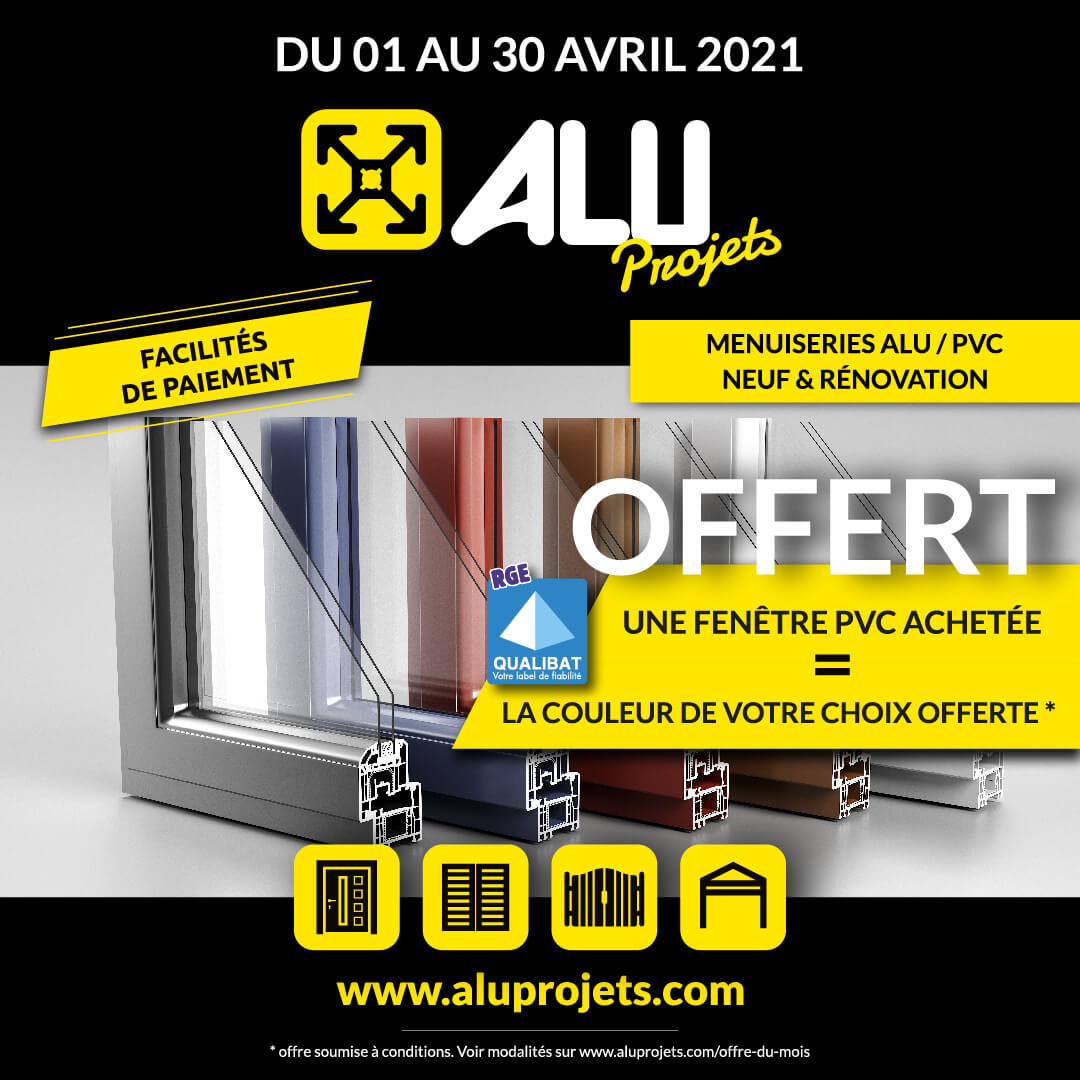Offre Avril 2021