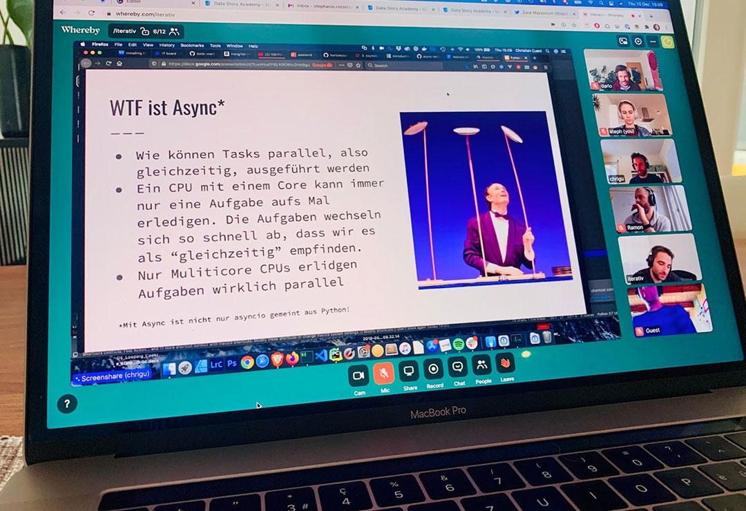 Innovation Week: Async
