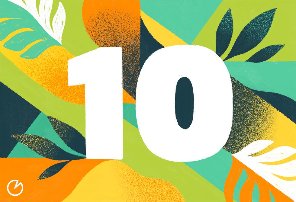 10 Jahre Iterativ